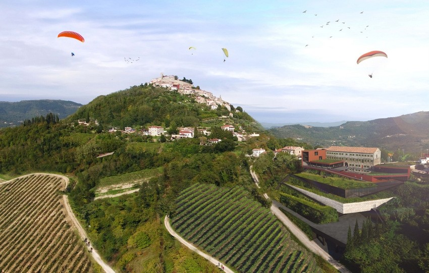 Roxanich Heritage Wine Hotel, Motovun