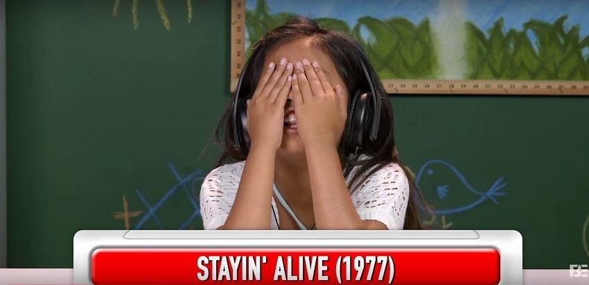 Video: pogledajte kako djeca reagiraju na disco glazbu
