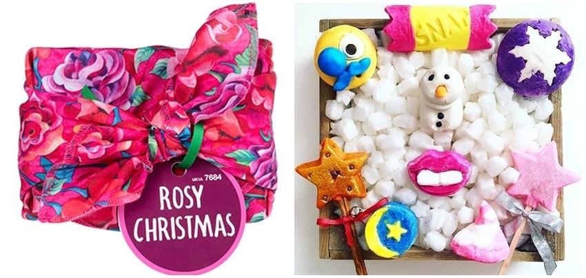 Lush božićni paketi