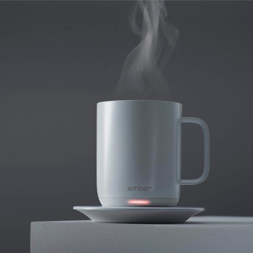 Pametna šalica koja idealnu temperaturu napitka održava satima