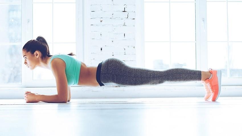 Plank: vježba koja zateže sve mišiće
