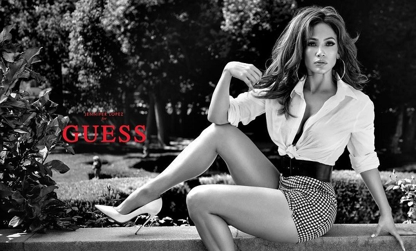 J.Lo je zvijezda proljetne kampanje Guess Jeans