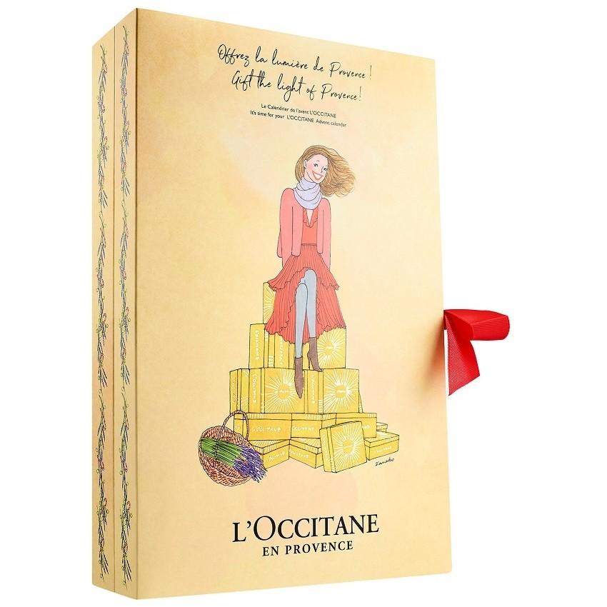 loccitane adventski kalendar