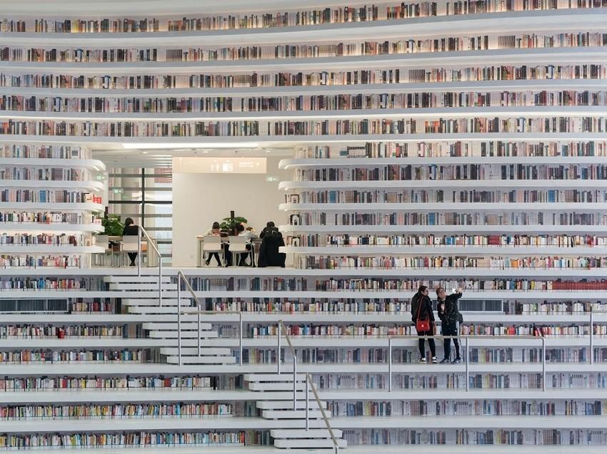 Spektakularna knjižnica koja čuva više od 1, 2 milijuna knjiga