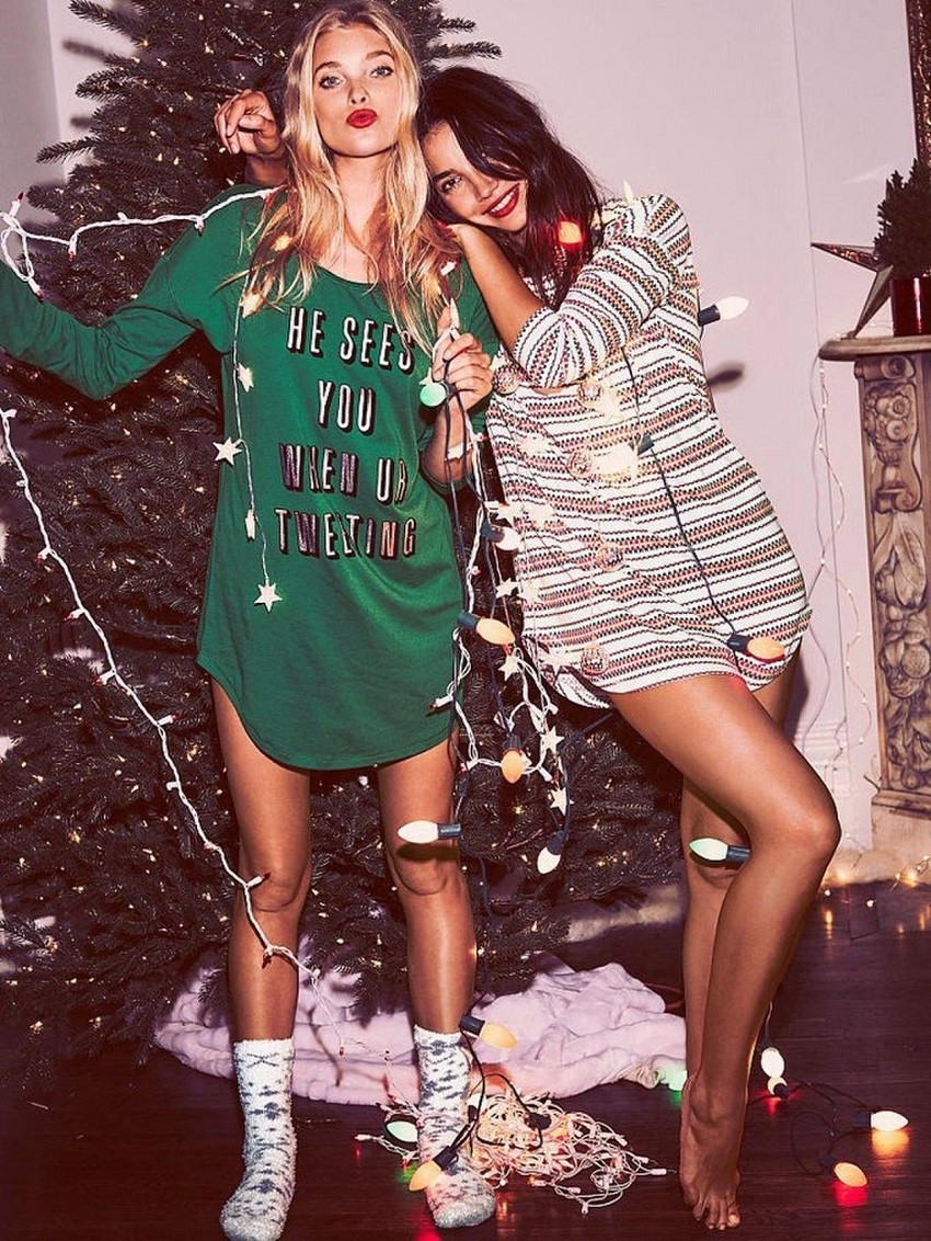 Pronašli smo najljepše božićne pidžame