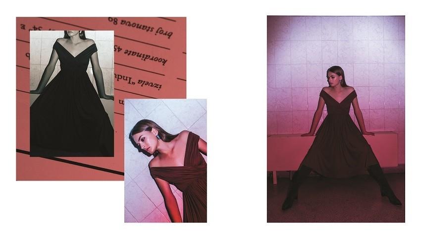 Minimalistički pristup u novoj kolekciji i kampanji Diane Viljevac