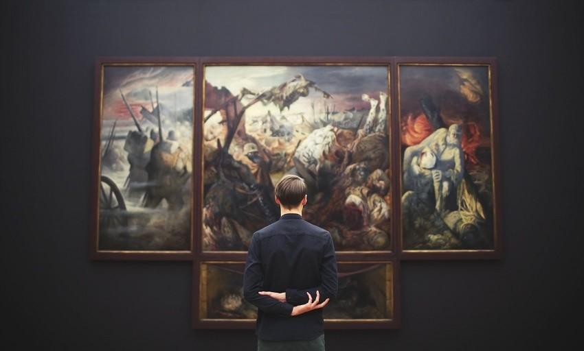 Koliko vremena ljudi zaista provedu gledajući umjetnost