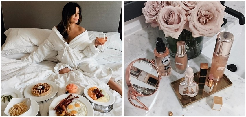 Jutarnja rutina beauty blogera