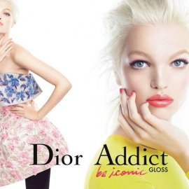 Daphne Groeneveld za Dior Addict