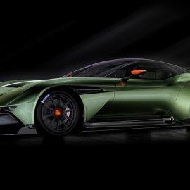 Aston Martin predstavio novi limitirani superautomobil - Vulcan