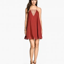 H&M Flared Dress (249kn)