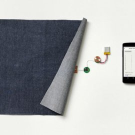 """Google i Levis proizveli """"pametnu tkaninu"""""""