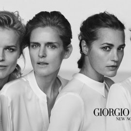 Giorgio Armani New Normal Campaign