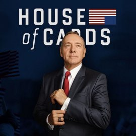 Kraj snimanja House of Cards