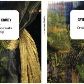 """Crvena poštanska kočija"" roman autorice Gyula Krúdy"