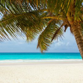 Pješčana plaža - meditacija
