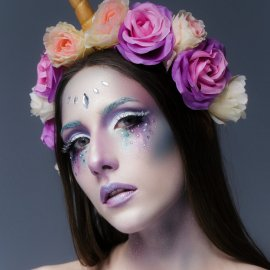 Natjecanje make upa-a Učilišta Profokus za mlade vizažiste na Danima ljepote