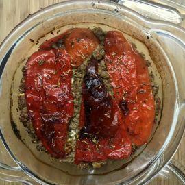 Musaka sa crvenim paprikama by Mama zna, Suzy Josipović Redžepagić