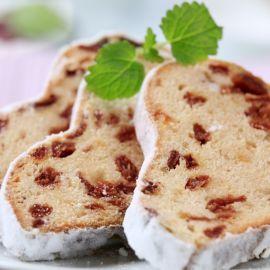 Božićni slatki kruh - stollen