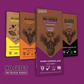 Kandid nove No guilt čokolade