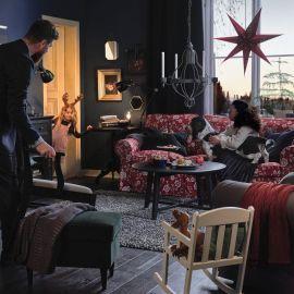 Božić kupnja dekoracije
