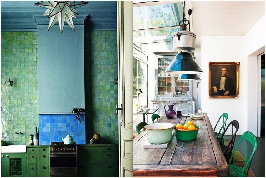Vizualni dojam koji ostavlja kombinacija ovih boja je prije svega osvježenje i originalnost
