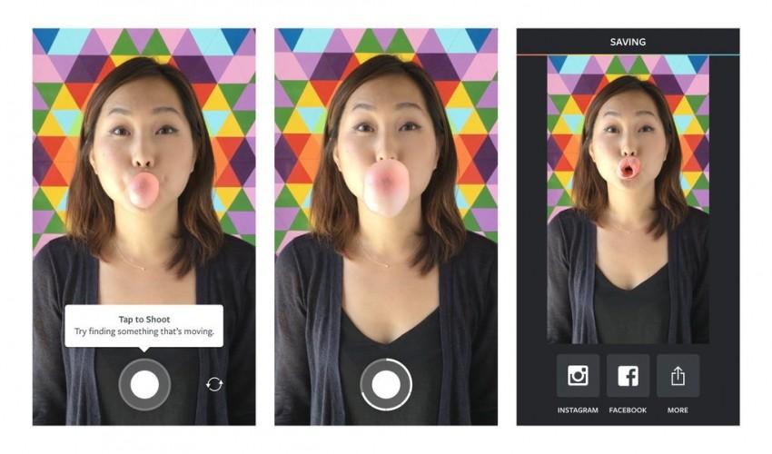 Boomerang Instagram aplikacija