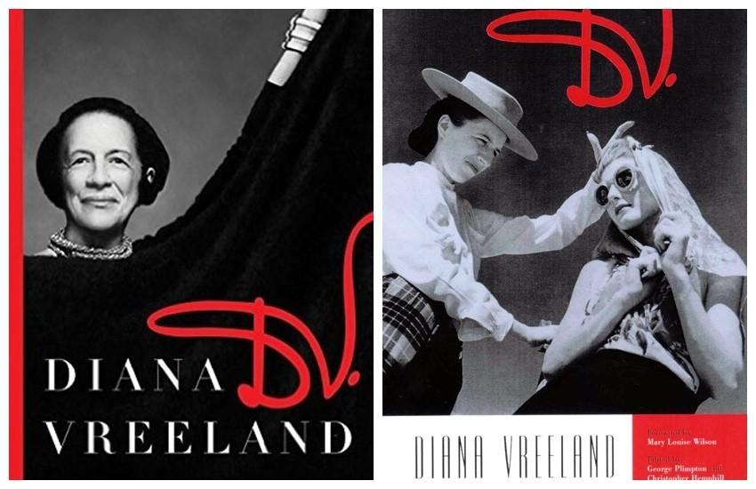 """Diana Vreeland D.V."""