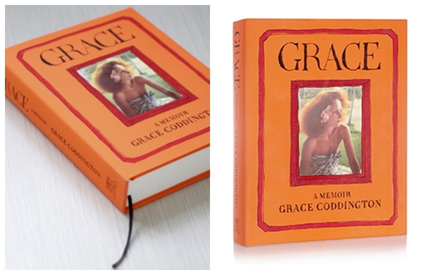 """Grace Coddington Grace: A Memoir"""