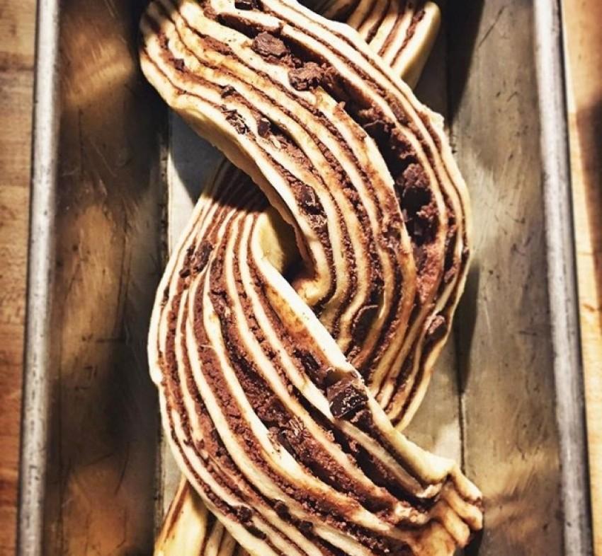 Uskrsni kolač sa cimetom - estonian kringel