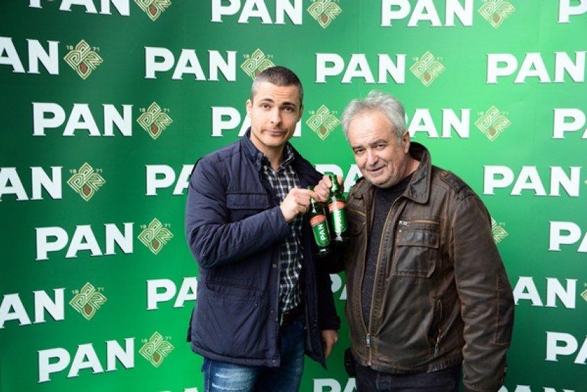 U roku odmah, nagradna igra Pan piva