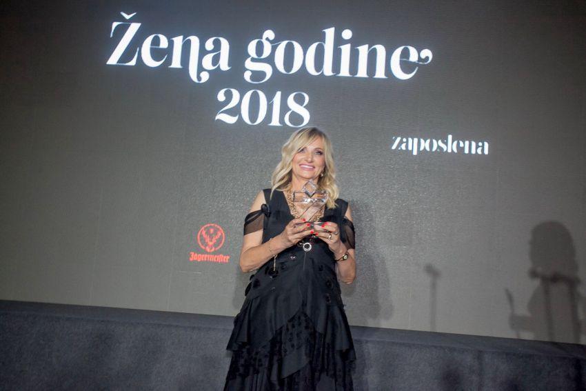 Gordana Buljan Flander - Žena godine 2018.