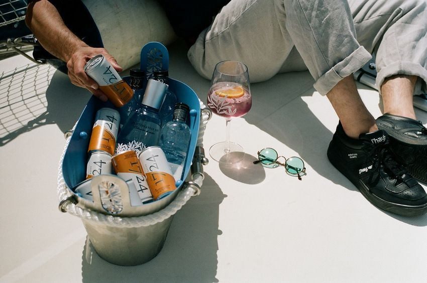 Gin Mare party na Kornatima
