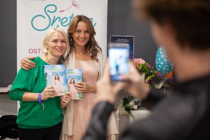 Prva knjiga Sanje Plavljanić Širola: Život u čarobnom toku