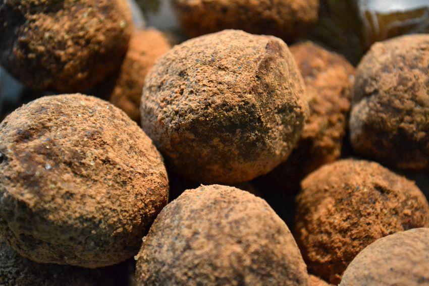 Čokoladne kuglice - truffles