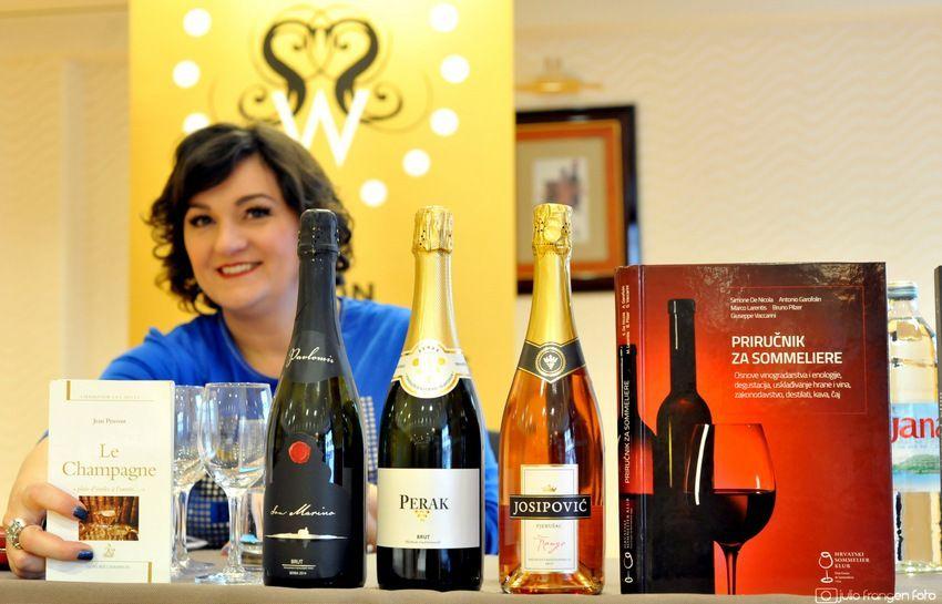 Direktorica #. Salona pjenušavih vina - Marija Vukelić