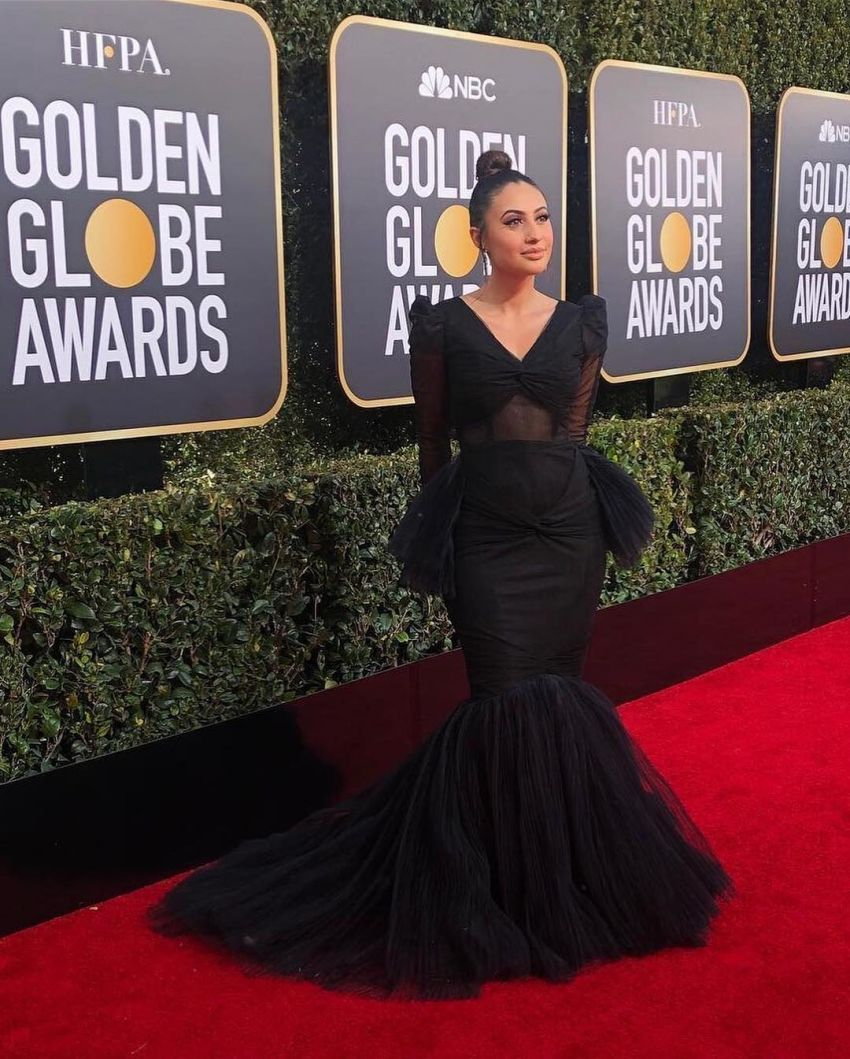 """Најдобри модни изданија на доделувањето на наградите """"Златен глобус"""""""