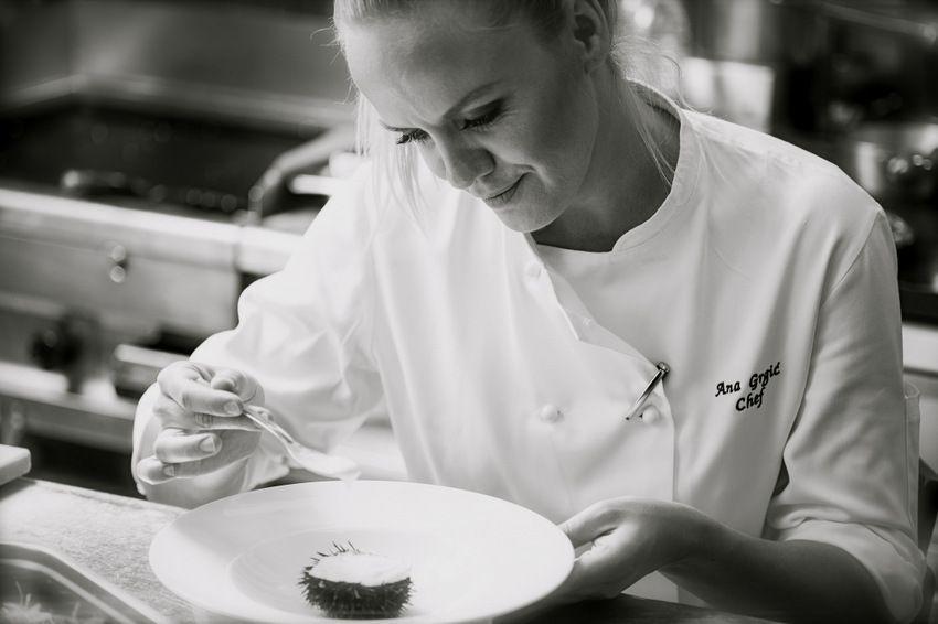 Chefica Ana Grgić, Good France