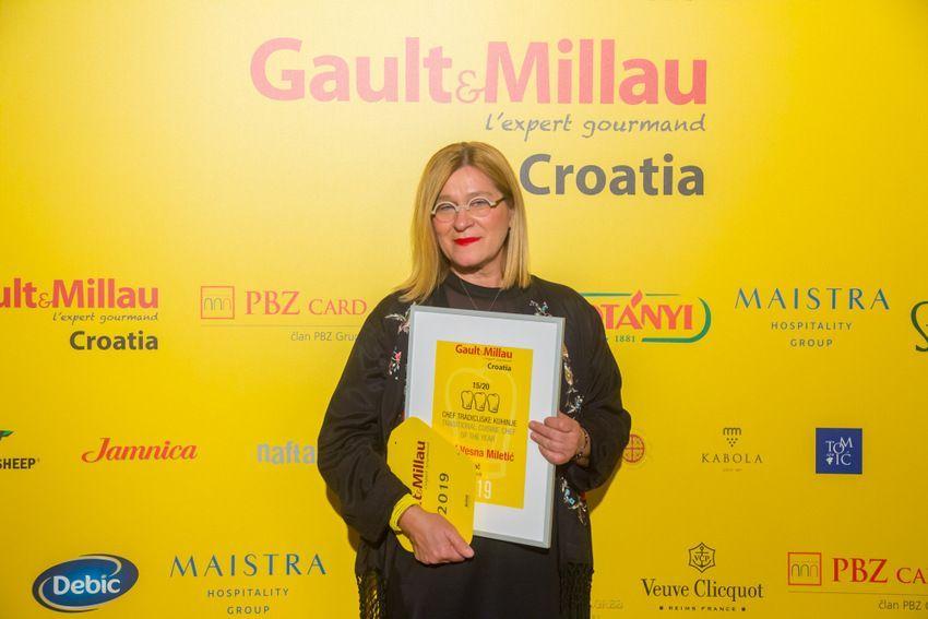 Vesna MIletić, Tač Zagreb