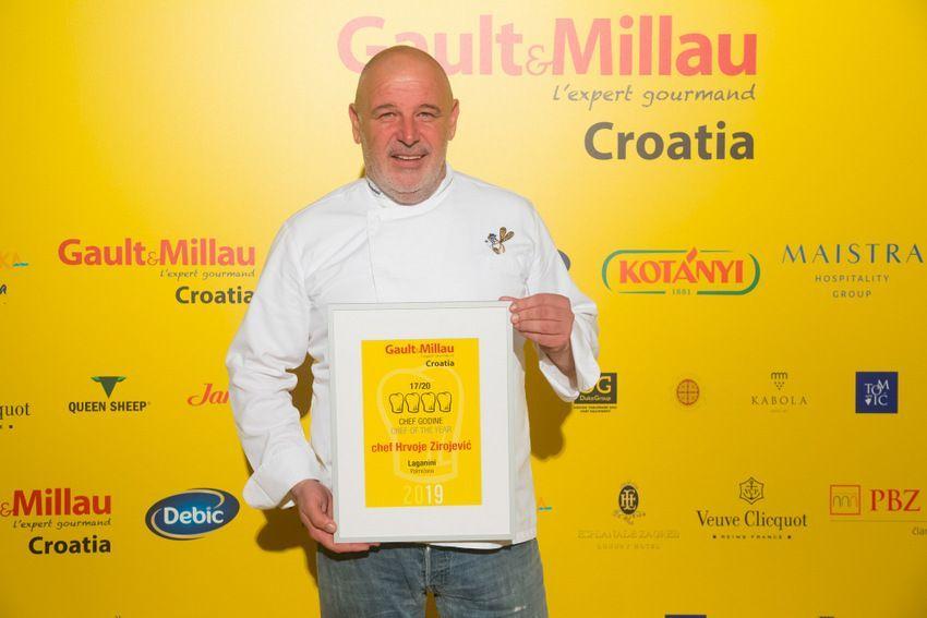 Najbolji Chef Hrvoje Zirojević
