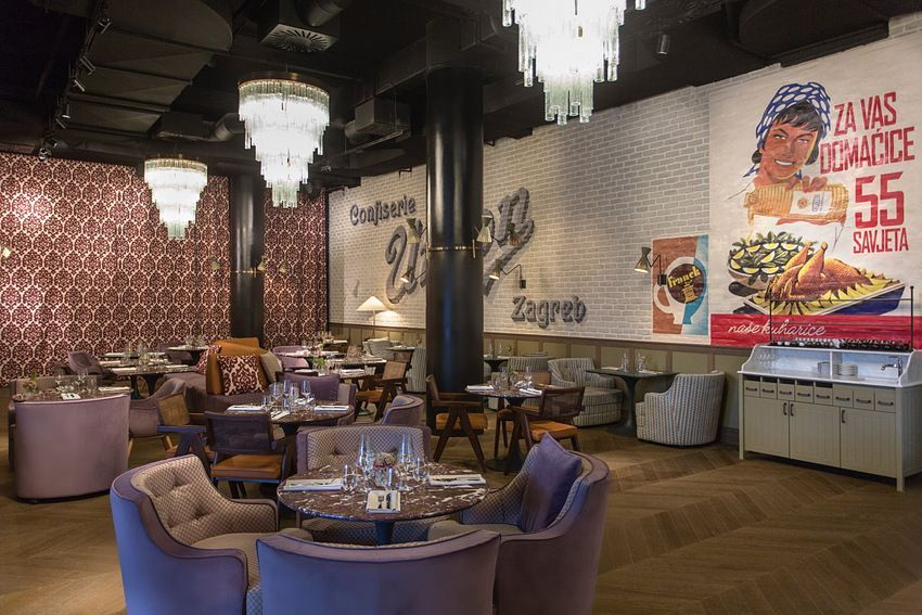 Tematske večeri u Restoranu ReUnion hotela Canopy by Hilton u Zagrebu