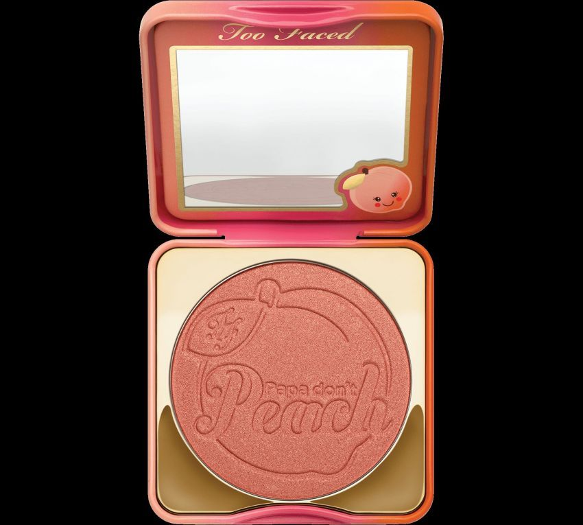 Too Faced papa don't peach rumenilo