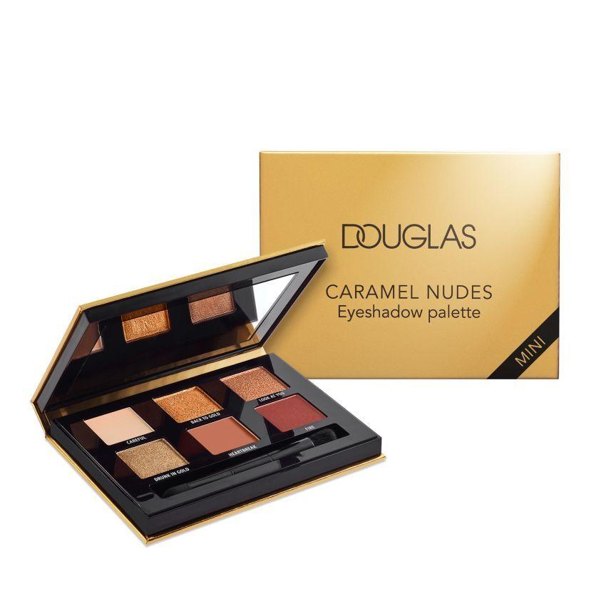 Douglas caramel nudes mini eyeshadow paleta sjenila za oči