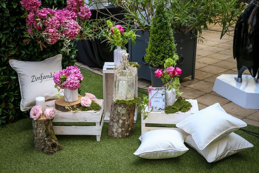 Predstavljenje novog ljetnog menia chefice Ane Grgić na Oleander terasi hotela Esplanade