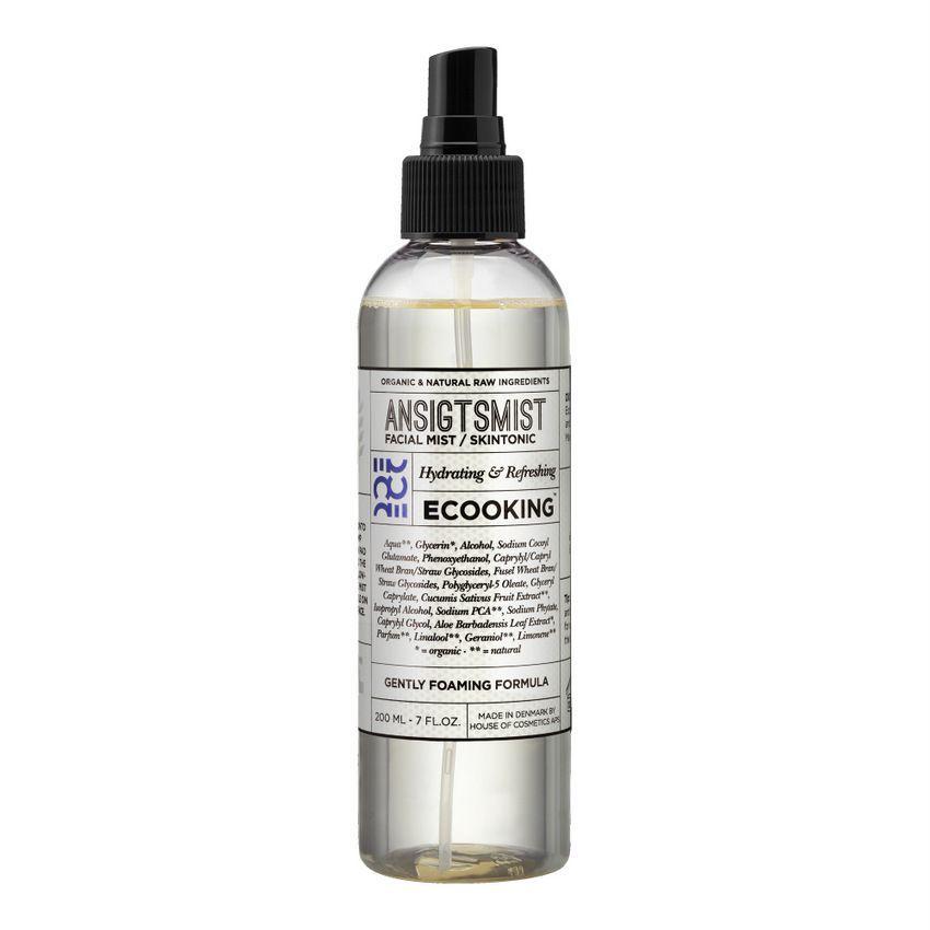 sprej Ecooking Face Mist (200 ml, 189 kn)