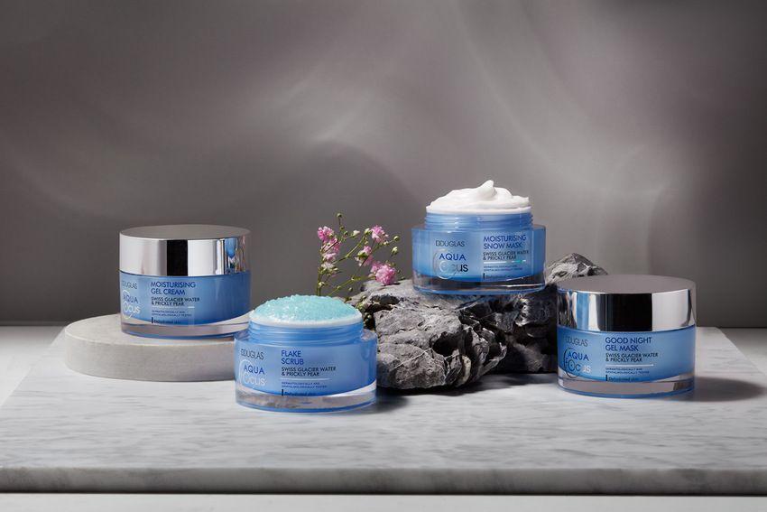 Doglas aqua focus linija proizvoda za hidrataciju
