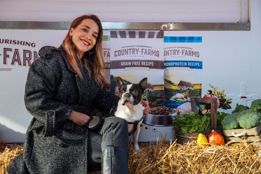 Marijana Batinić na Country farms eventu