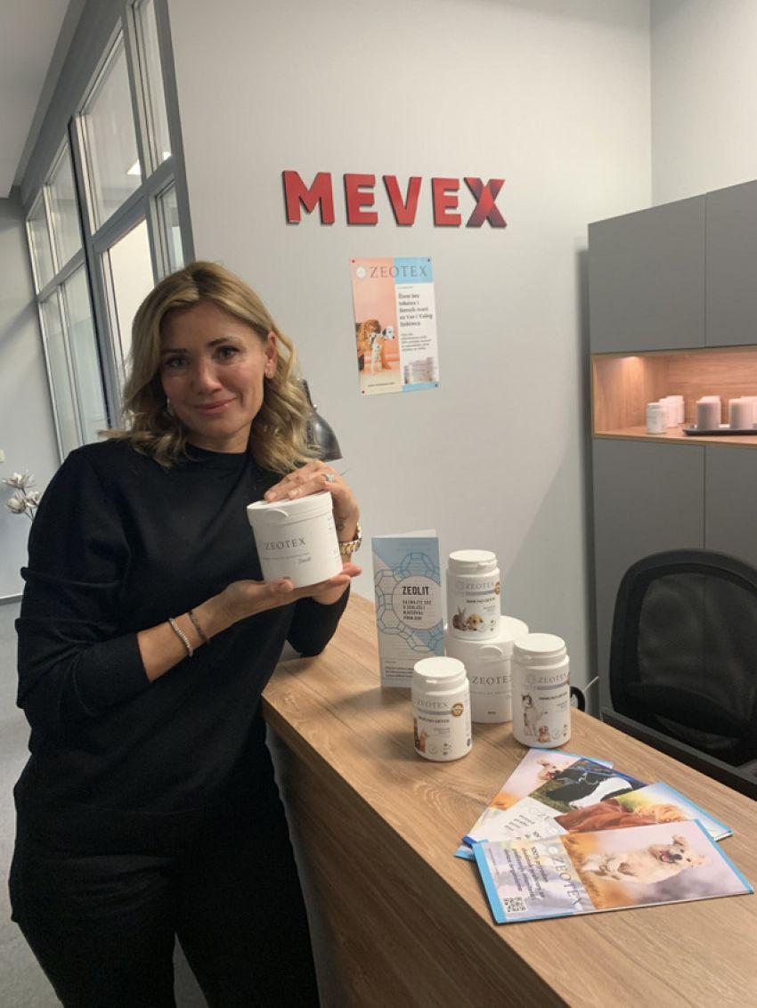 Vanja Horvat direktorica Mevexa