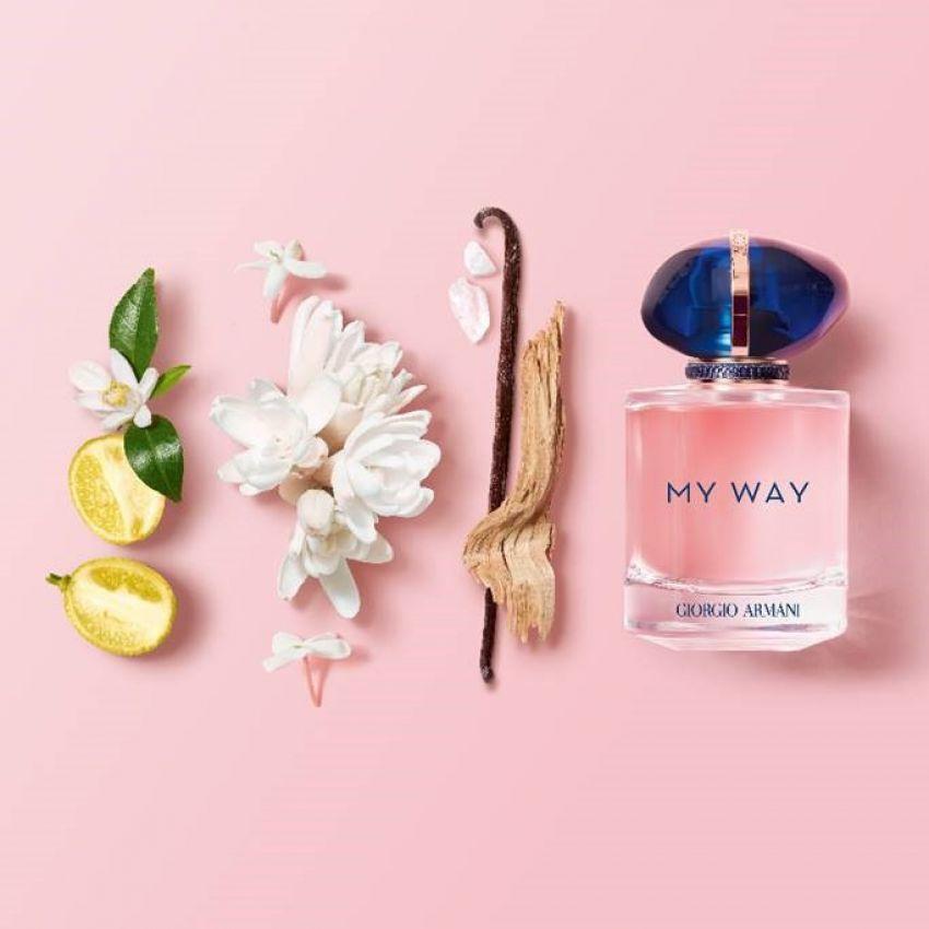 My way - novi ženski miris
