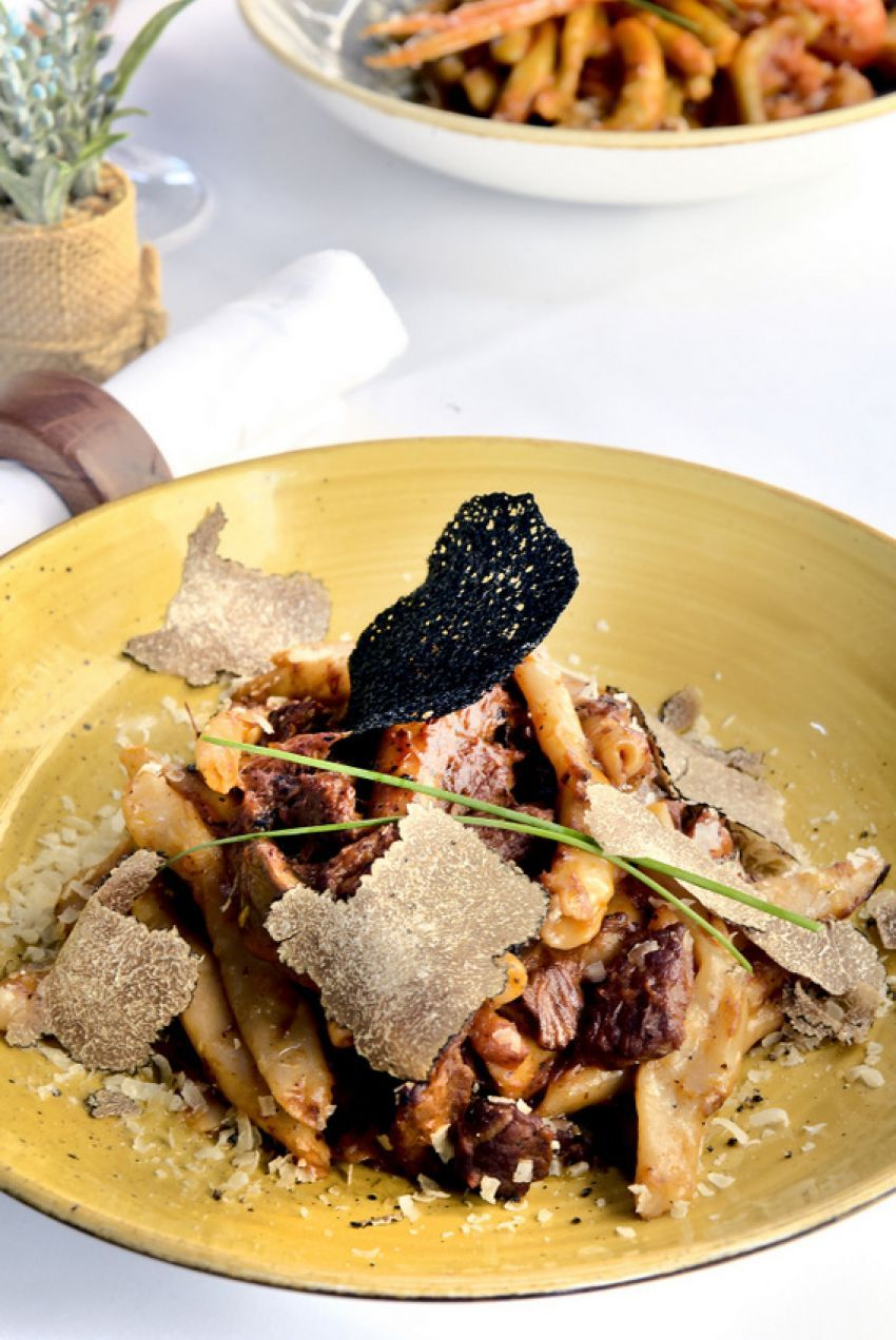 Restoran Makarun u Zagrebu